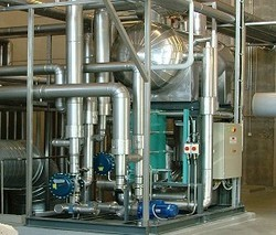 CO2 Recovery/Extraction/Production plant