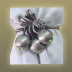 Grape Napkin Ring