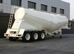 Cement / Fly Ash Bulker