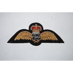 Pilot Raaf Fullwing Badge