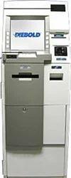 Diebold 450-ATM Machine