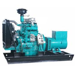 biogas generating set