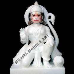 God Hanuman Idol