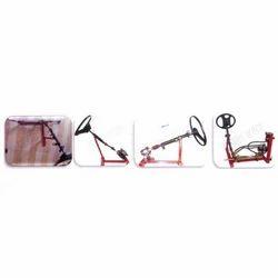 Steering+Gear+Box+Model