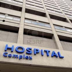 hospitals building construction