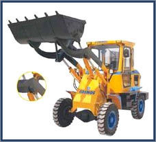 Loader Hydraulic 4- Wheel Drive