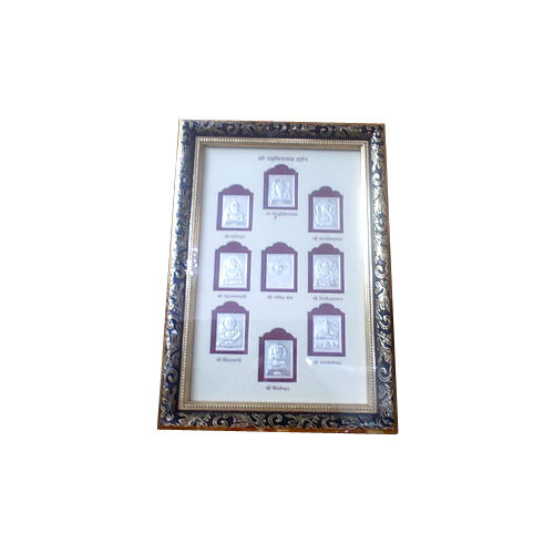 Decorative Photo Silver Frames