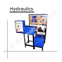 Hydraulic Trainer For Fluid Power Lab