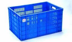 GSP-604325 Blue Plastic Crates