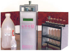 Ekotest Machine