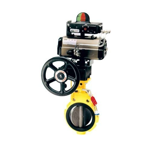 Butterfly Control Valves