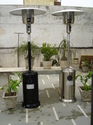 gas amp outdoor heaters