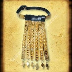 Roman Groin Protection Belt