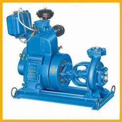 Diesel Engine Pumpset (Petter Type) Water/Air-Cooled Mini