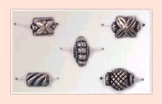 Antique Metal Beads