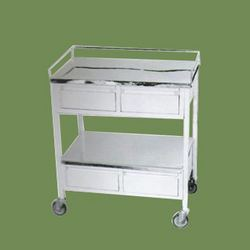 Medicine Trolley With Four Drawer