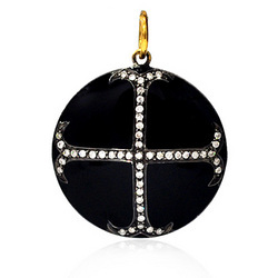 Trendy Enamel Pendants