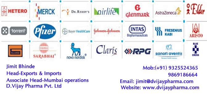 D. Vijay Pharma Private Limited-banner