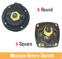 Mexican Rotary Switches