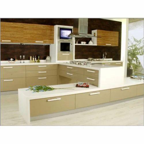 Modular Kitchen Designing Manufacturer: Modular Kitchen Manufacturer From Faridabad