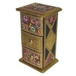 Wooden Craved Box