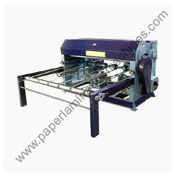 Reel To Sheet Cutter Machines