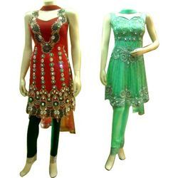 Synthetic Salwar Suits
