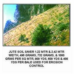 Jute Soil Saver