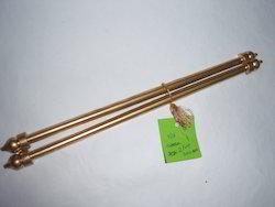 Plastic Scroll Rods For Scroll Invitation