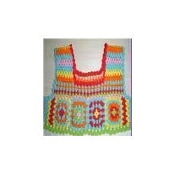 Colorful Handmade Tops