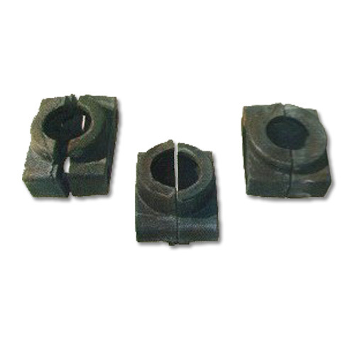 Rubber Brush Brackets