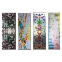 decorative etching glass