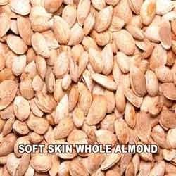 Soft Skin Whole Almond