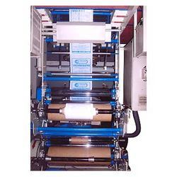 Two Color Online Flexo Printing Machine