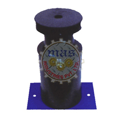 Double Action Rubber Buffer