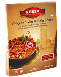 Ready To Eat Tikka Masala Sauce