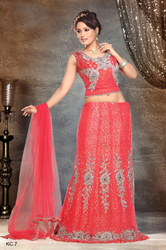 Heavy Embroidered Lehengas