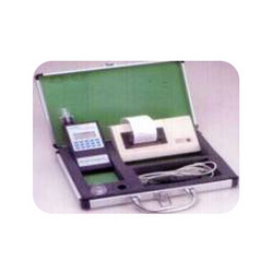 alcohol breath tester with rs 232 printer