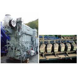 Engine and Engine Spare Parts