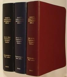 Dakes Compact Study Bible