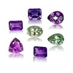 Natural Amethyst Gemstones