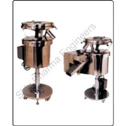 deburring dedusting machines
