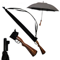Rifle Gun Shape Umbrella
