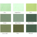 Emulsion Shade Cards