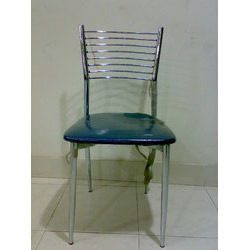 Stainless Steel Chair Model 2