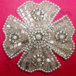 Embroidery Pearl Work Wholesale Trader From Mumbai