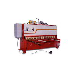 Hydraulic Fixed Rake Angle Shearing