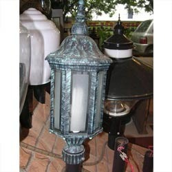 Decorative Gate Lights (Black)