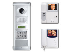 multi story video door phone