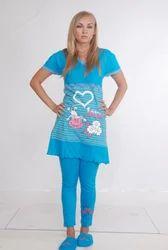 Girls Nightwear Pajama Set